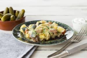 Veggie-Raclette image