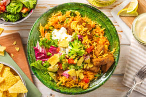 Veggie Taco Bowl image