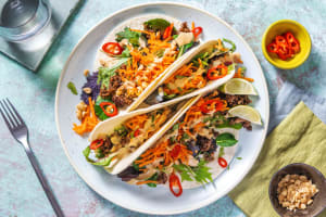 Vietnamese-Style tacos image