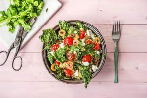 Kale Chip Quinoa Bowl image