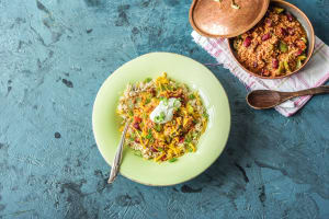 Pork Chili Rice Bowls image