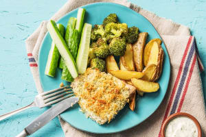 Lighter Fish and Chips image