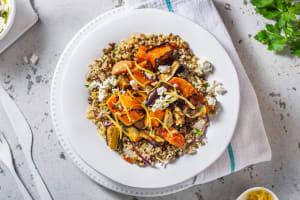 Warm Lentil Salad image