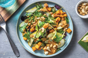 Warm Thai Pumpkin Salad image