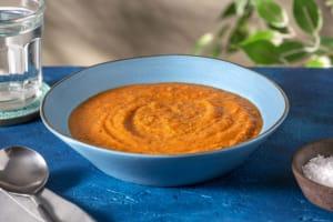 Würzige Kichererbsen-Suppe image