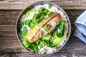 Wasabi Lime Salmon image
