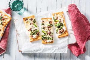 Pancetta White Pizzas image