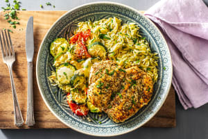 Winner Winner Chicken Orzo Dinner image