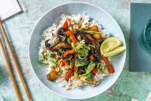 Wokade grönsaker image