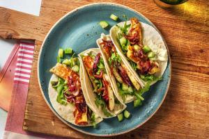 Würzig-feurige Halloumi-Tacos image