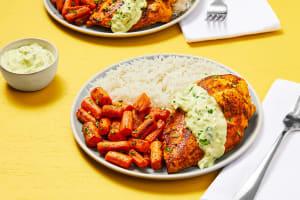 Yogurt-Marinated Curried Chicken image