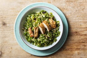 Za'atar Chicken & Rice Pilaf image