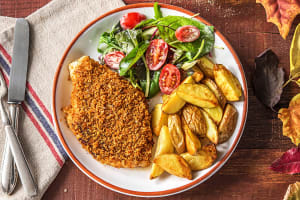 Zesty Breaded Chicken Breasts image