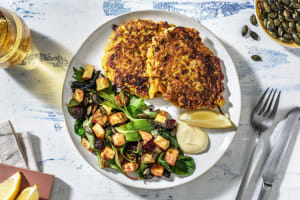 Zucchinifritters image