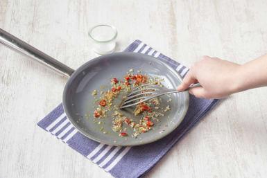 Add the chilli
