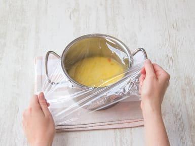 Couscous ziehen lassen