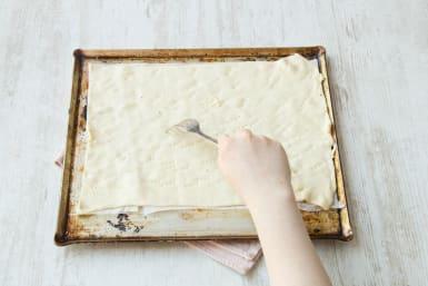 Prep the dough