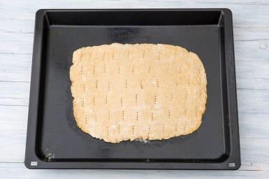 pre bake dough