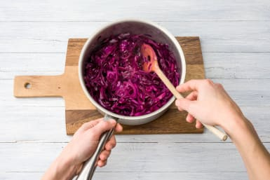 Cook your cabbage