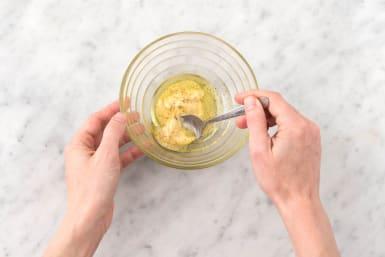 Make the marinade