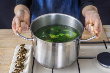Cook the Broccoli