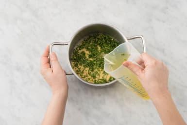 Couscous wellen