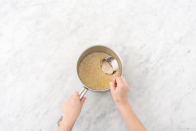 Cook Quinoa