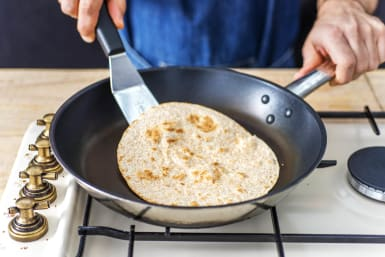 Cook the Chapatis