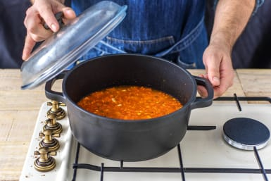 Cook the Risotto