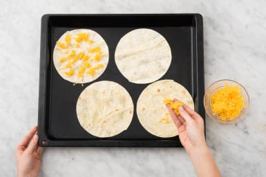 Bake Tortillas