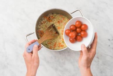 risotto vollenden