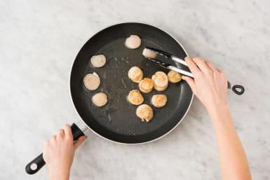 Cook Scallops
