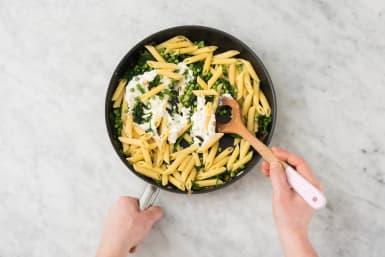 Stir Pasta