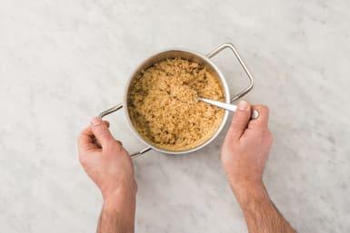 Make the couscous