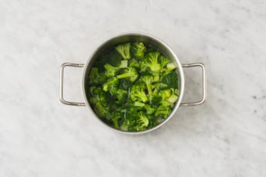 Cuire les broccolis