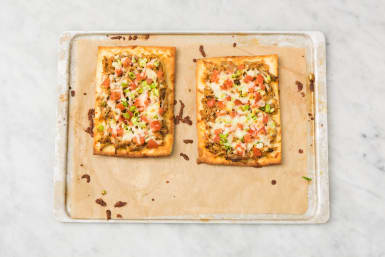 Broil Flatbreads