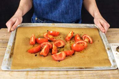 ROAST THE TOMATO