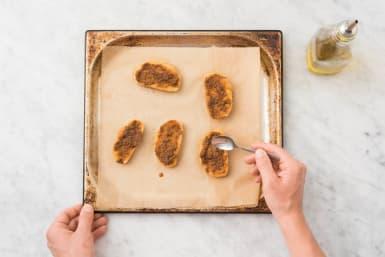 Bruschetta maken