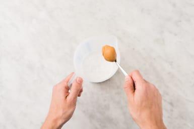 FÜR DIE kokosSOßE