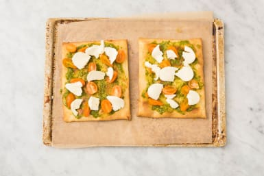 Top and Bake Flatbreads