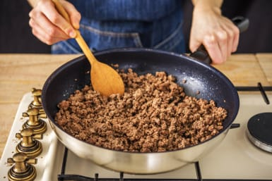 Brown the Mince