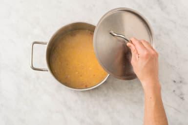 Bake Rice and Boil Pasta