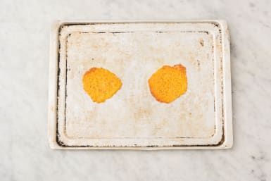 Make Cheddar Frico