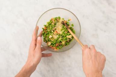 Stir Couscous