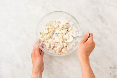 Make Potato Salad