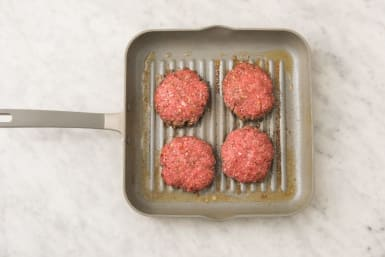 Grill Burgers