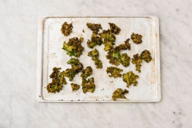 Prep and Bake Kale
