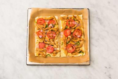 Bake Pizzas and Make Crema