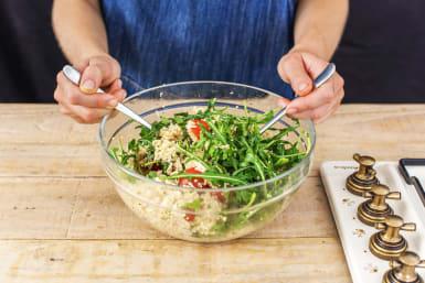 Assemble the Salad