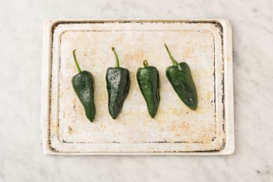 2 BROIL PEPPERS
